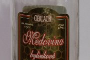 krajina pôvodu: SK, výrobca: Gerlach, názov: Medovina bylinková